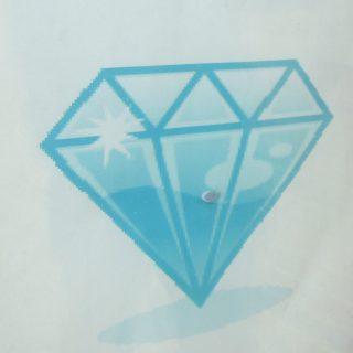 Stora kristallen skylt